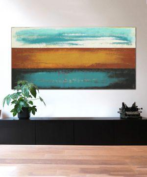 xl landschap schilderij