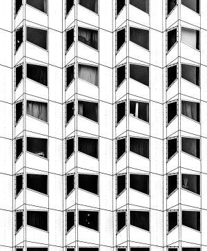 geometrisch gebouw