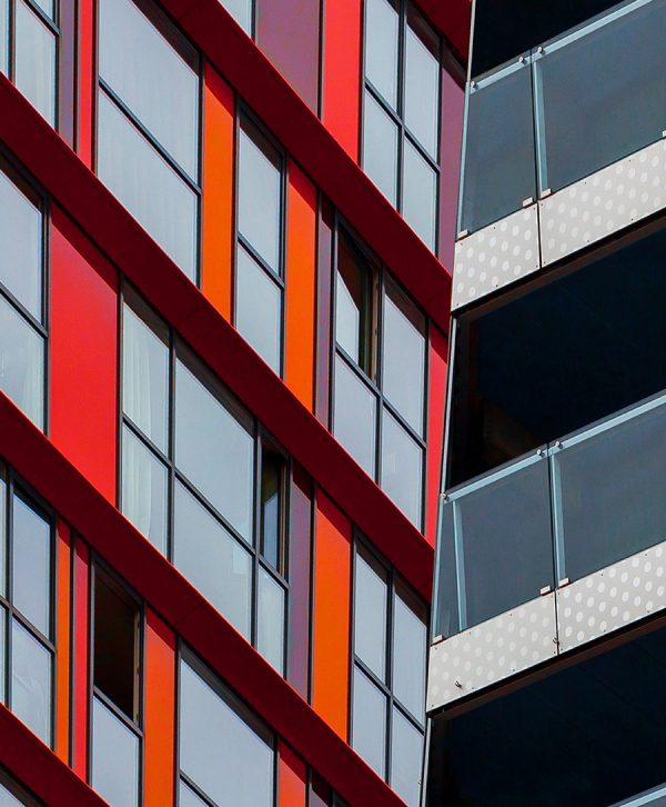 architectuur foto rotterdam