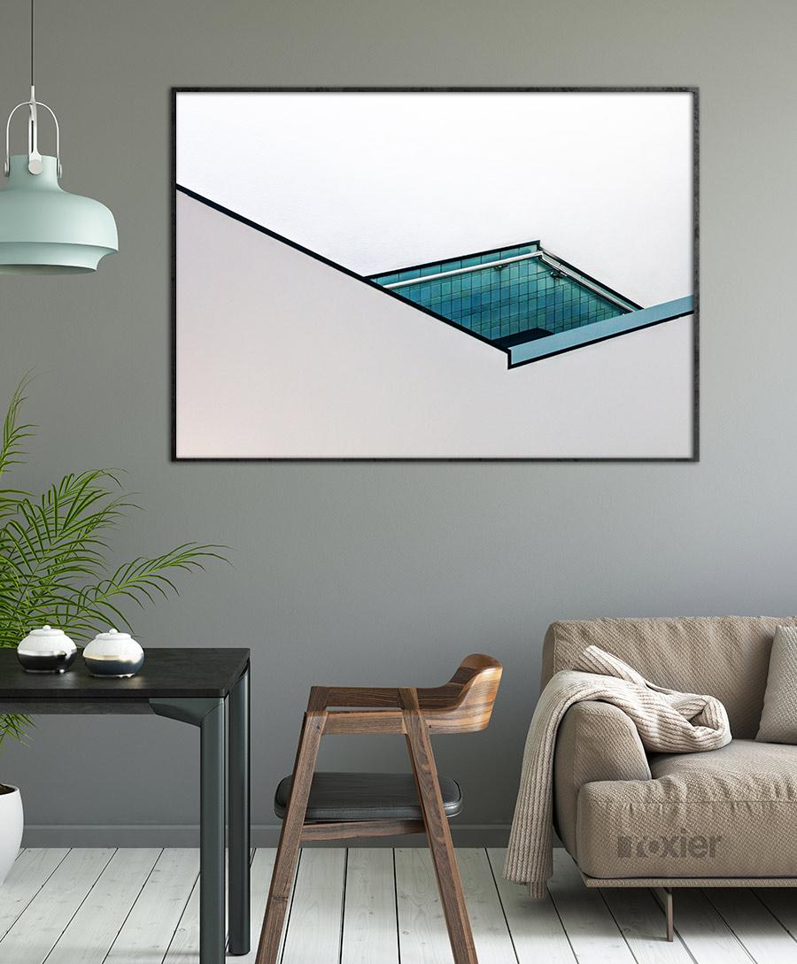 minimalistisch architectuur