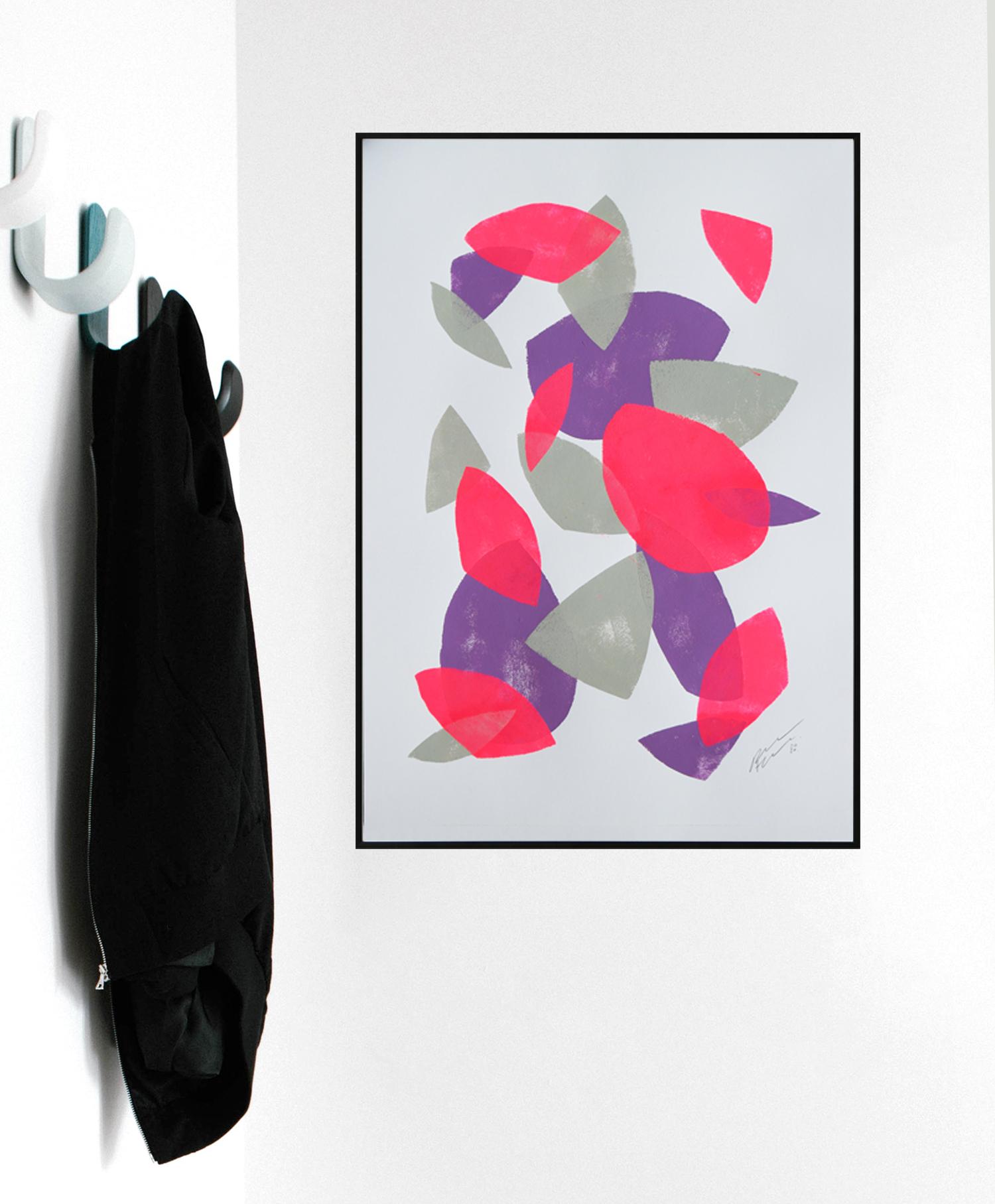 koude kleuren kunst kopen