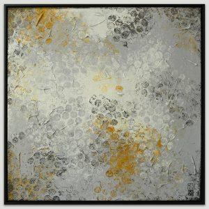 beige schilderij