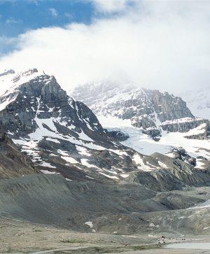 sneeuw landschap foto