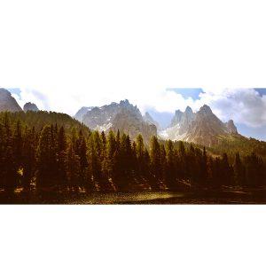 berg natuur foto