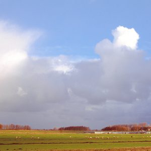 hollandse wolkenhemel