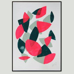 moderne wandkunst