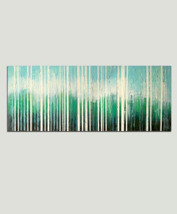 groot horizontaal schilderij