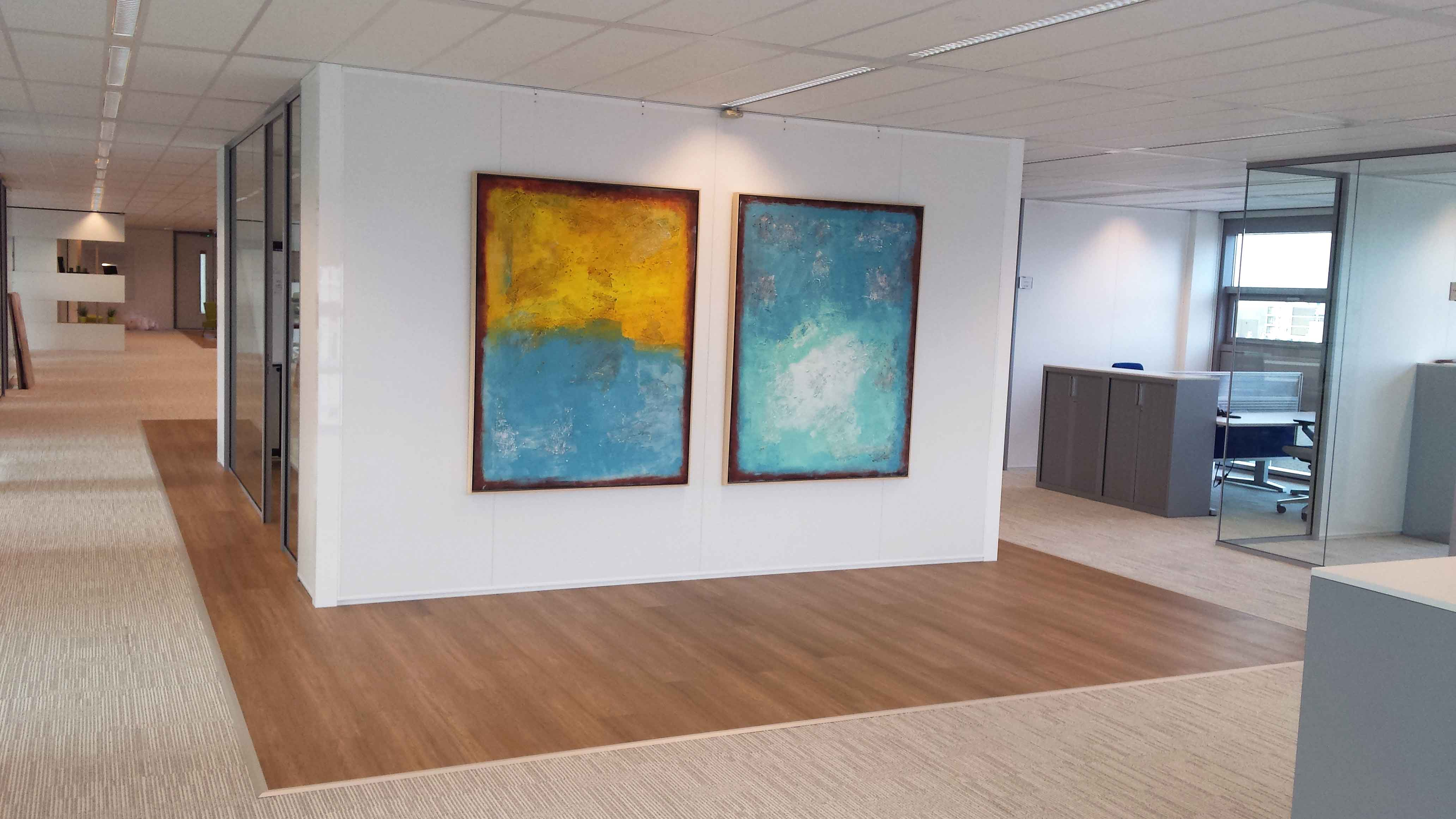 kantoor kunst