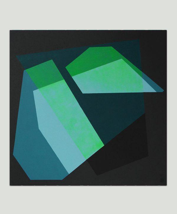 minimalistisch schilderij