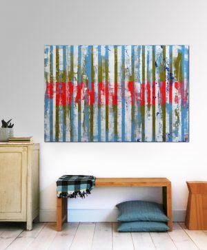 modern abstracte kunst
