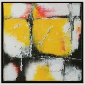 modern vierkant schilderij