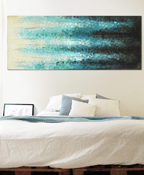 origineel abstract schilderij
