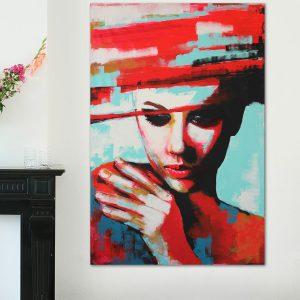 xl groot schilderij