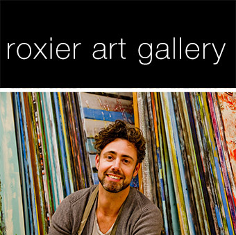 roxier art gallery modern painting