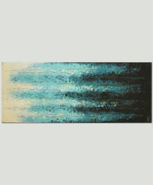 textuur origineel schilderij