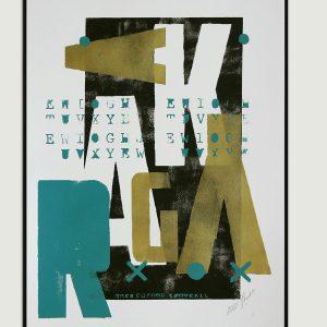typografie kunst