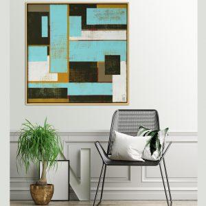 kunst voor interieur projecten