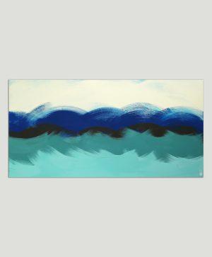 xl abstract schilderij